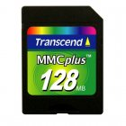 Transcend TS128MMC4 128MB High-Speed MMC,13-pins