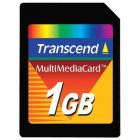 Transcend TS1GMMC 1GB MULTIMEDIA CARD (MMC)