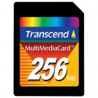 Transcend TS256MMC 256MB MULTIMEDIA CARD (MMC)