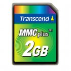 Transcend TS2GMMC4 2GB High-Speed MMC