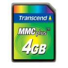 Transcend TS4GMMC4 4GB High-Speed MMC