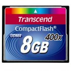 Transcend TS8GCF400 8GB CF CARD ( CF400, TYPE I )