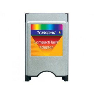 Transcend TS0MCF2PC PCMCIA ATA Adapter for CF Card