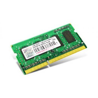 Transcend TS256MSK64V1N 2GB DDR3 PC1066 SO-DIMM 1Rx8